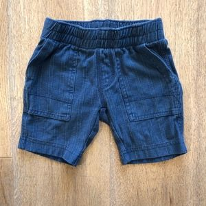 Tea Collection Pin Stripe Knit Shorts